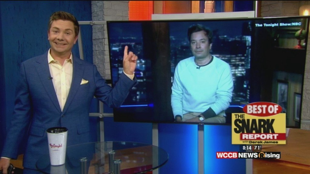 Best Of Snark: What The Duck, Riverdale, We Get On Jimmy Fallon & Ice Cream Explosion