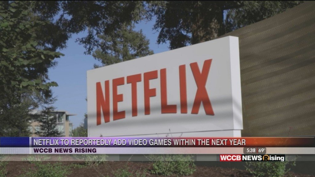 Netflix Getting Into The Video Game Business