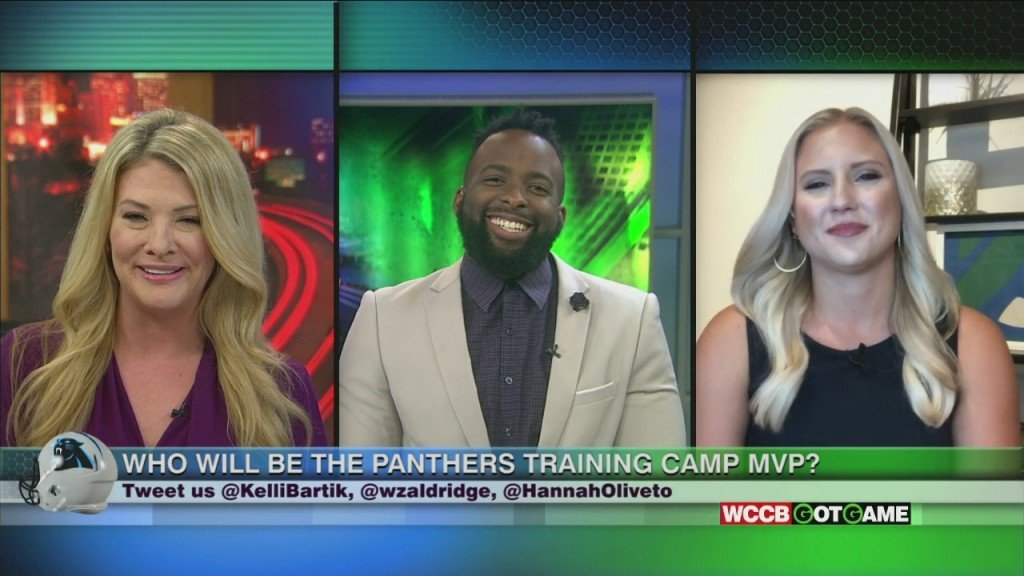 Who Will Be The Panthers Training Camp Mvp?