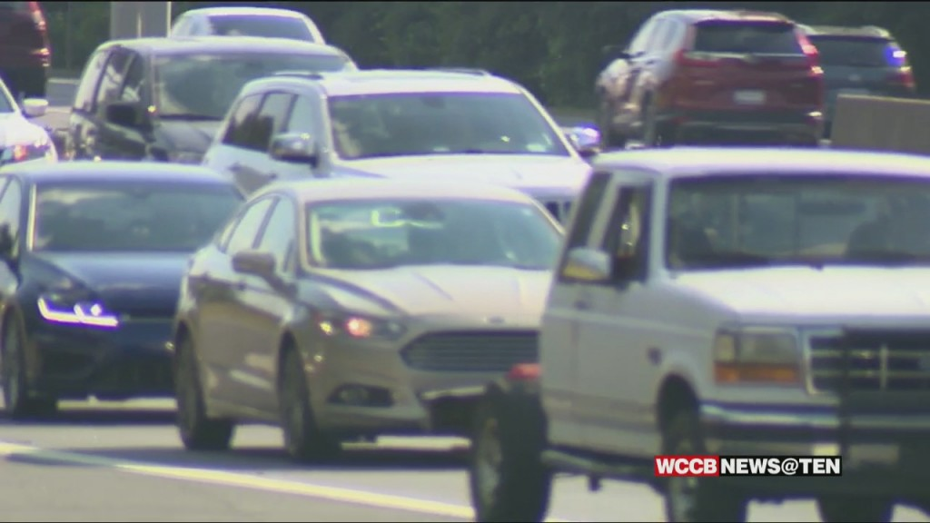 Congestion On The Roads And In The Sky Ahead Of The Holiday Weekend