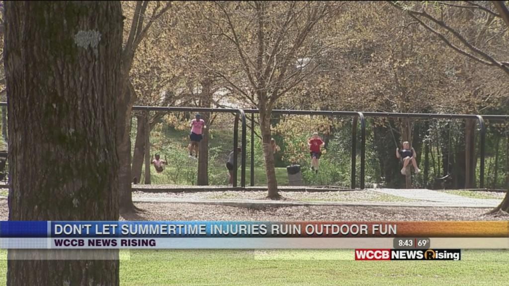 Healthy Headlines: Avoiding Summer Injuries