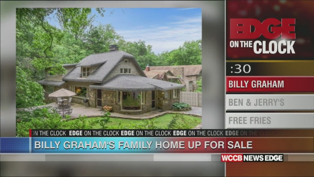 Graham's House Up For Sale