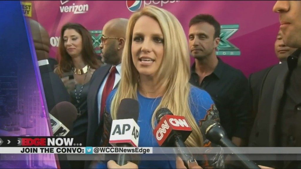Britney's Manager Resigns
