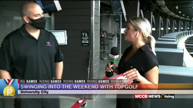 Rising Games: Fun, Food & Good Times At Topgolf University City