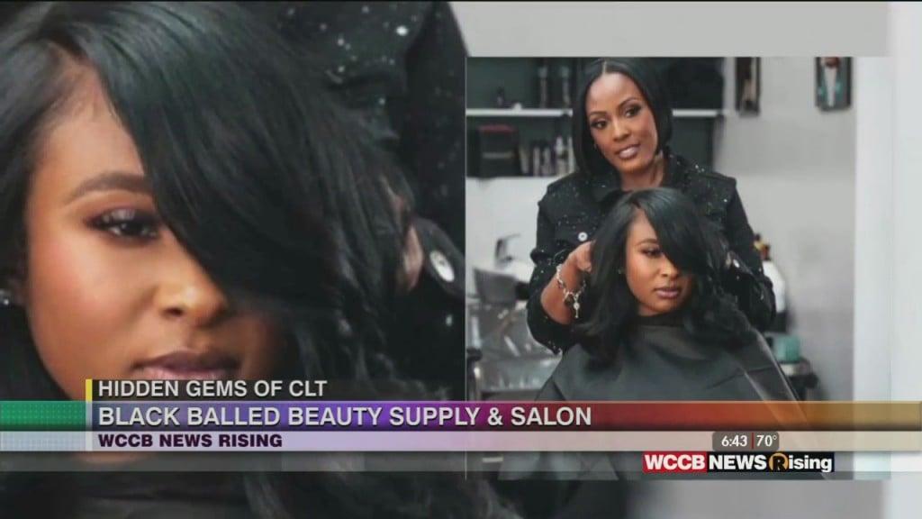Hidden Gems Of Clt: Blackballed Beauty Supply & Salon