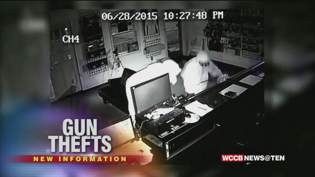 New Bill To Punish Gun Store Robberies More Harshley