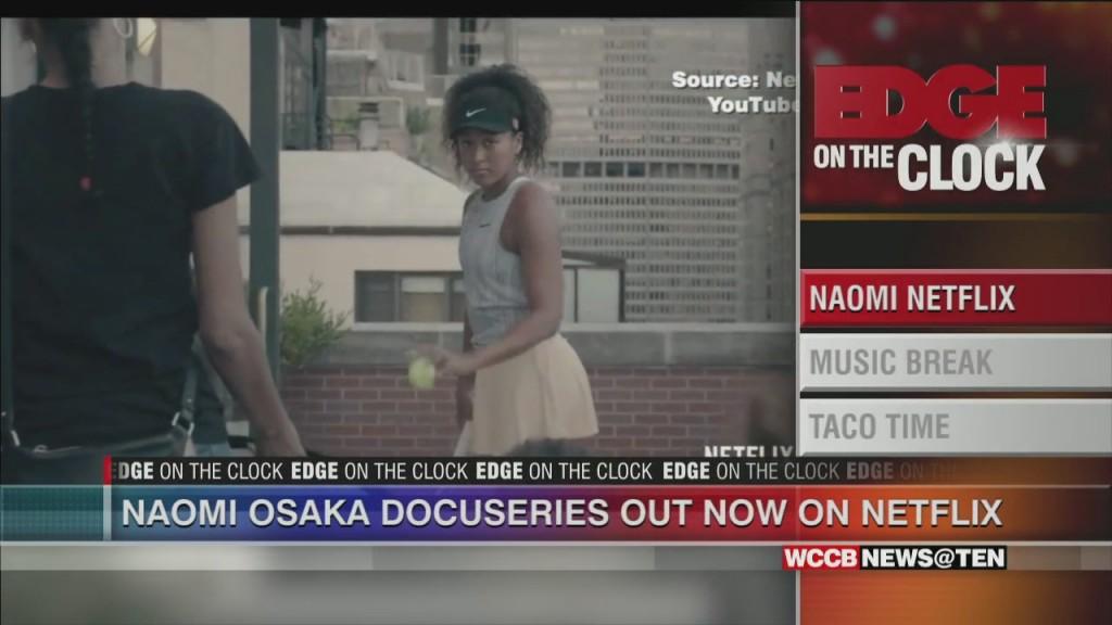 Naomi Coming To Netflix