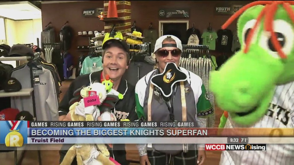 Rising Games: Becoming The Biggest Knights Superfan