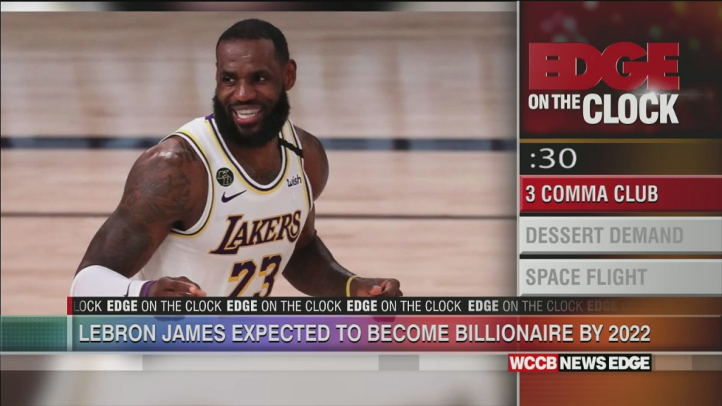 Lebron To Become A Billionaire