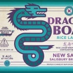 New Sarum Beer Dragon Boat