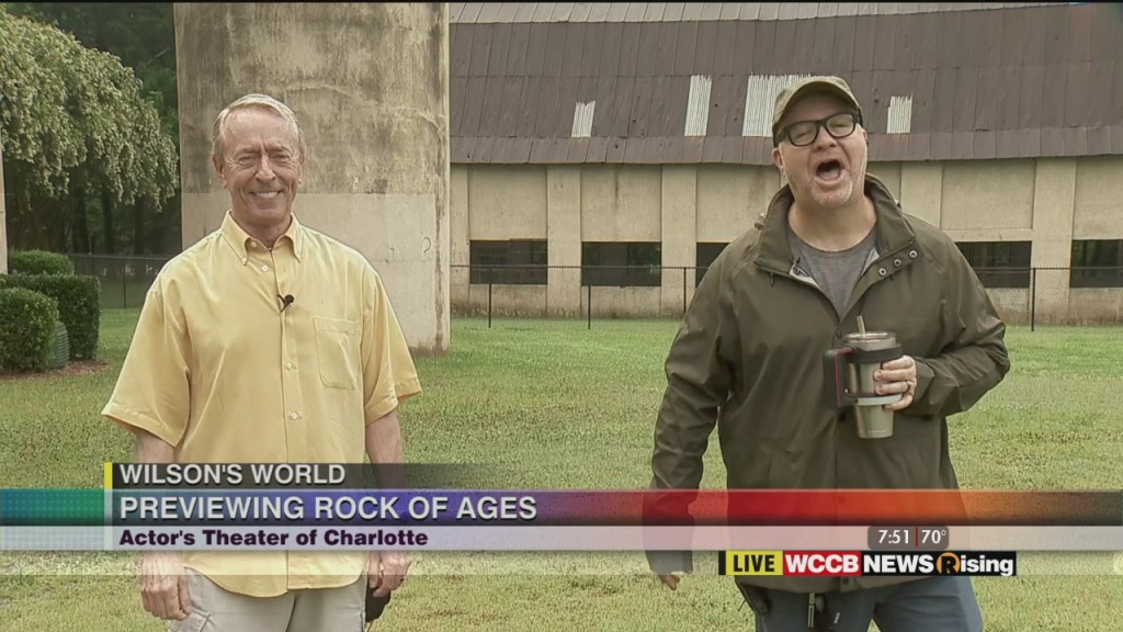 Wilson's World: Rock Of Ages
