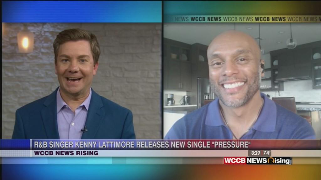 "R&b Singer Kenny Lattimore Releases New Single, ""pressure"""