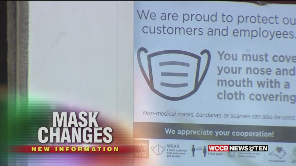 Meck Co. Health Leaders Urge Indoor Masking, Even For The Vaccinated