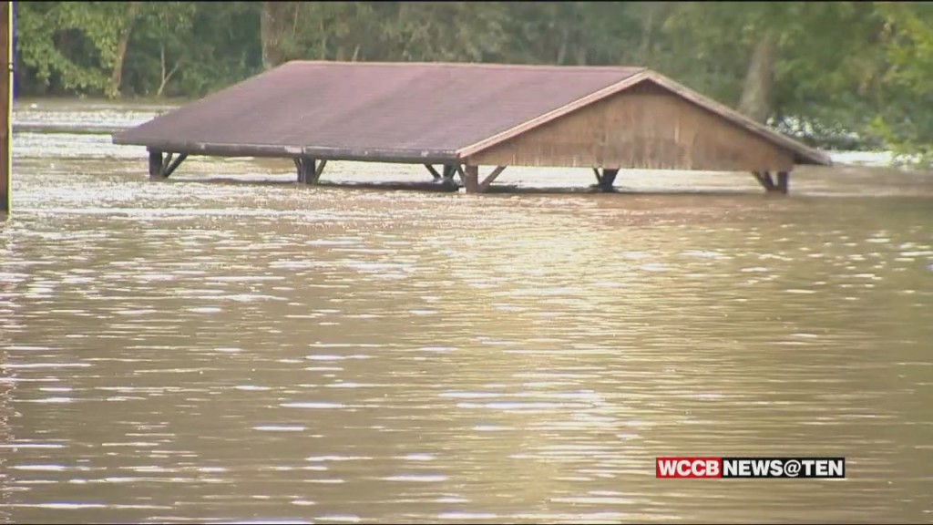 Nearly 3 Years Since Flooding In Chesterfield County From Hurricane Florence