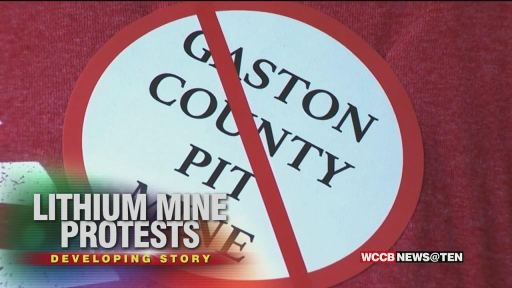 Piedmont Lithium Protests
