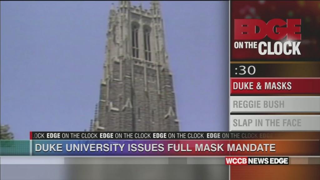 Duke And Masks