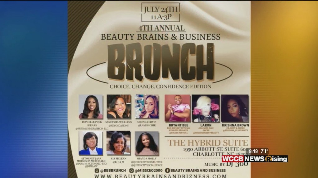 Rising Spotlight: The 4th Annual Beauty Brains & Business Brunch To Take Place Saturday July 24th
