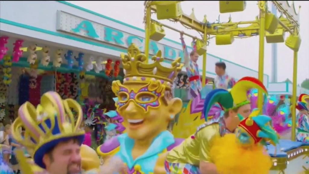 Wilson's World: Carowinds Grand Carnivale