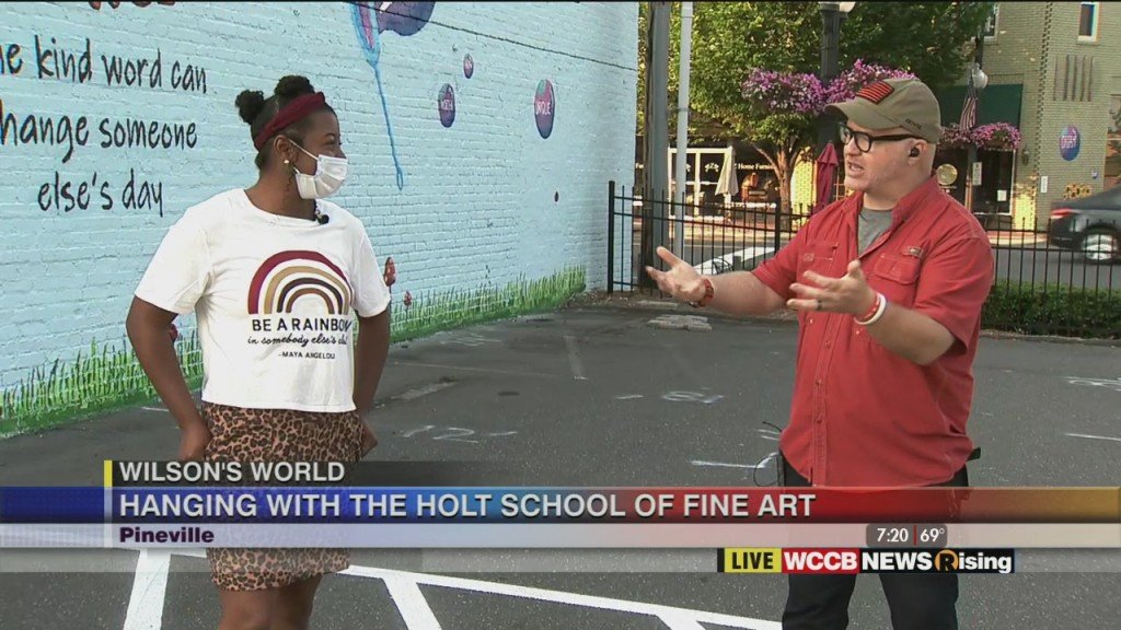 Wilson's World: Holt School Of Fine Arts