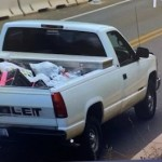Melvin Cagles Chevy Truck