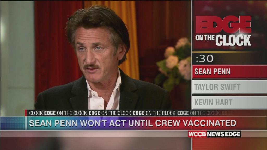Penn Won't Film