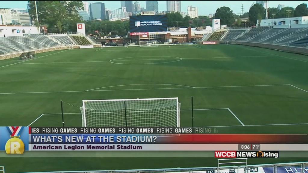 Rising Games: What's New At American Legion Memorial Stadium