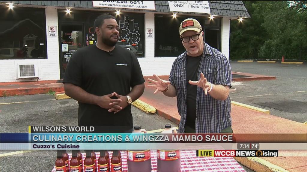 Wilson's World Cuzzo's Cuisine