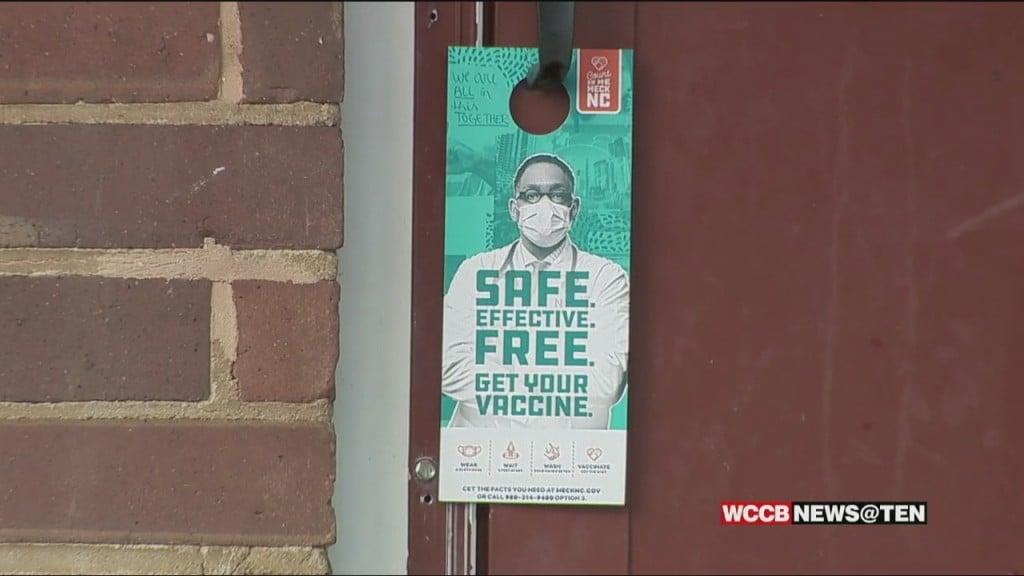 Community Activists Team With Health Department To Offer Door To Door Covid Shots
