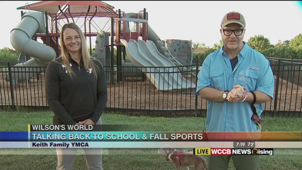 Wilson's World: Ymca Afterschool
