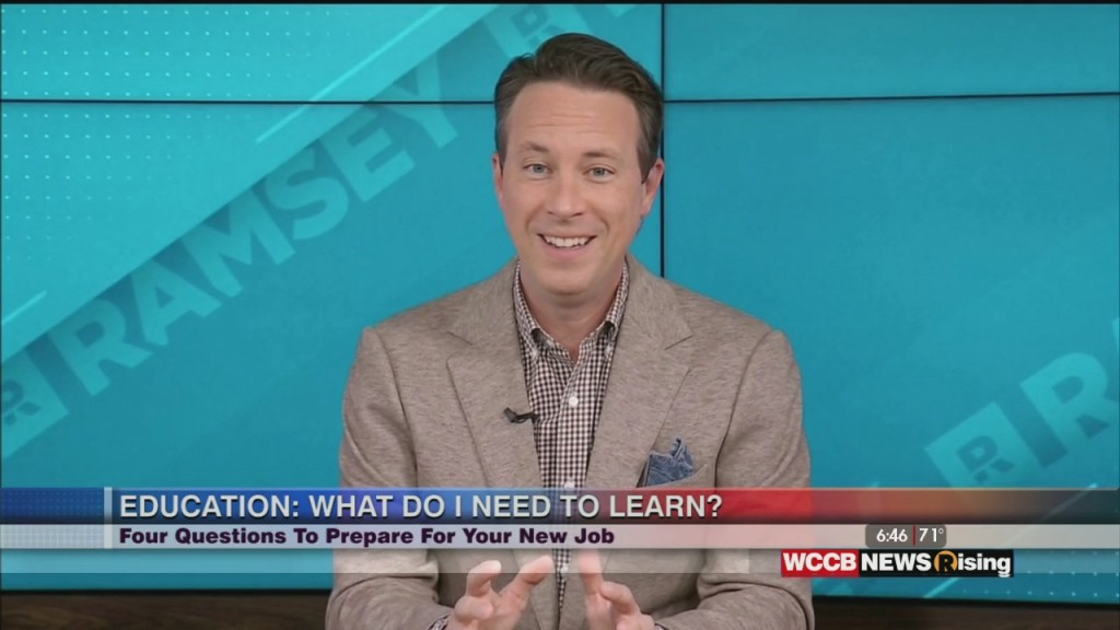 Ken Coleman: 4 Questions To Know To Prepare For A New Job