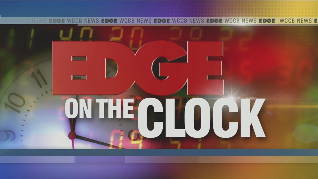 Edge On The Clock