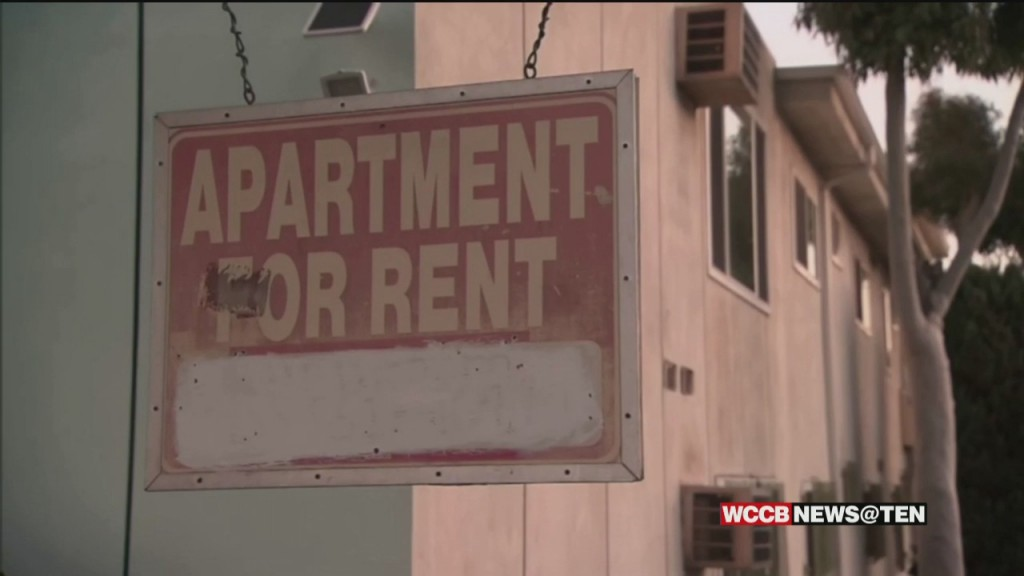 Thousands In Mecklenburg County Behind On Rent As Eviction Moratorium Ends