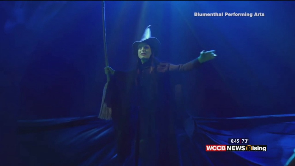 Wicked Returning To Charlotte