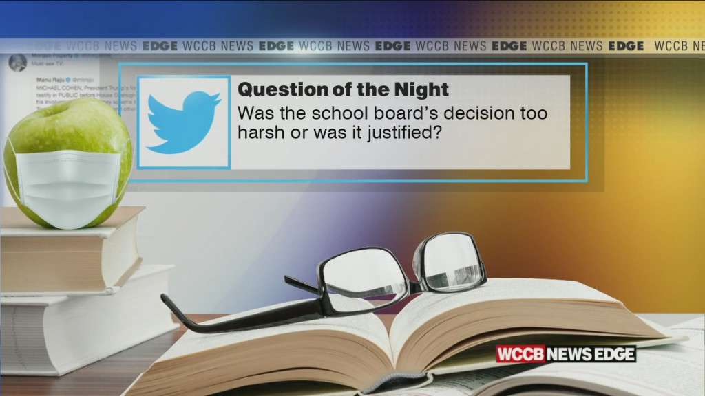Was The School Board Harsh Or Justified?