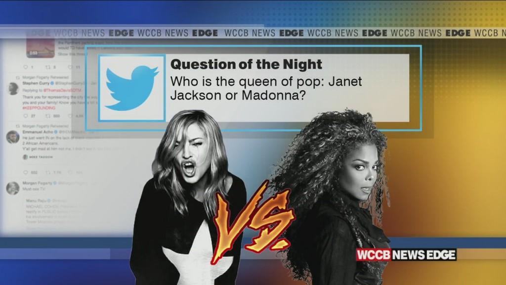 Janet Jackson Or Madonna?