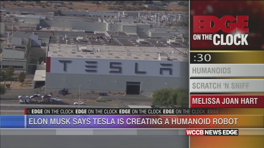 Tesla Working On Androids