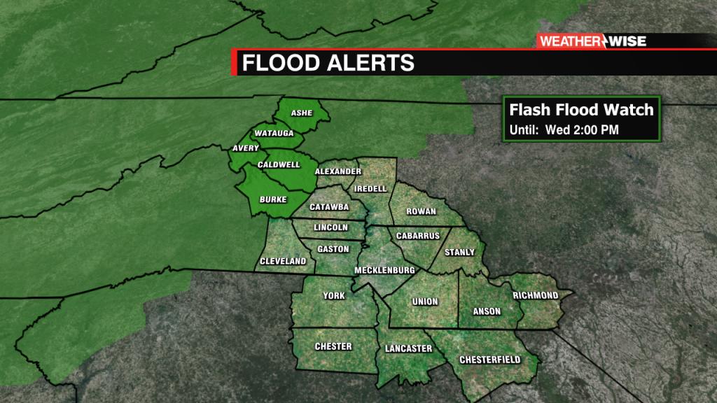 Fflash Flood Alert