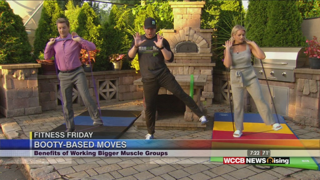 Fitness Friday: Booty Based Moves With Team Mlp
