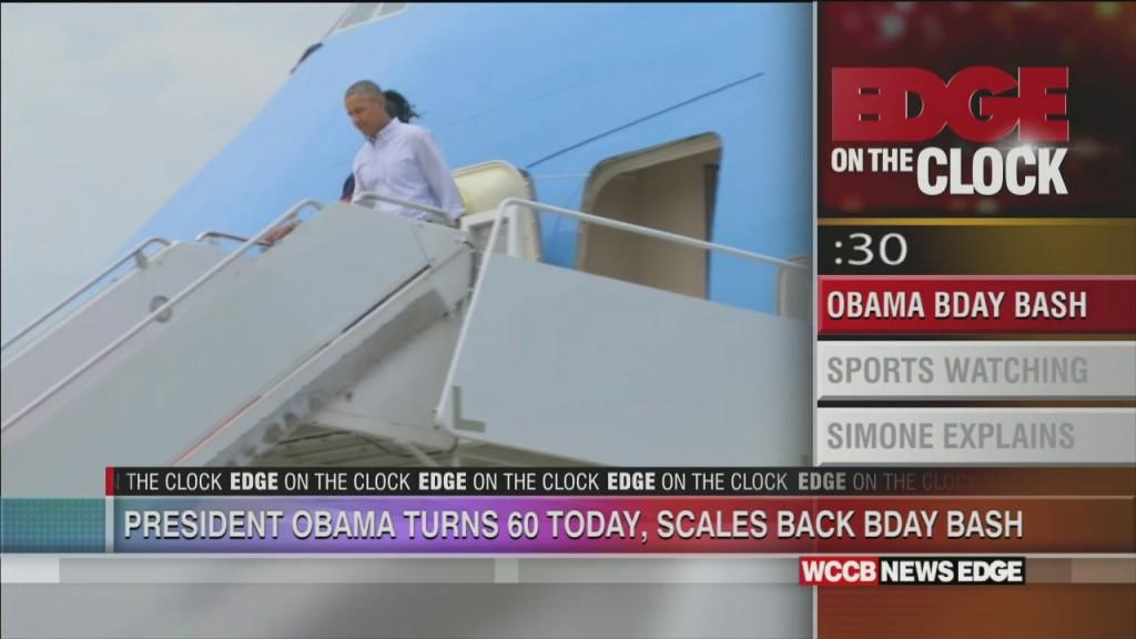 Obama's Bday Bash