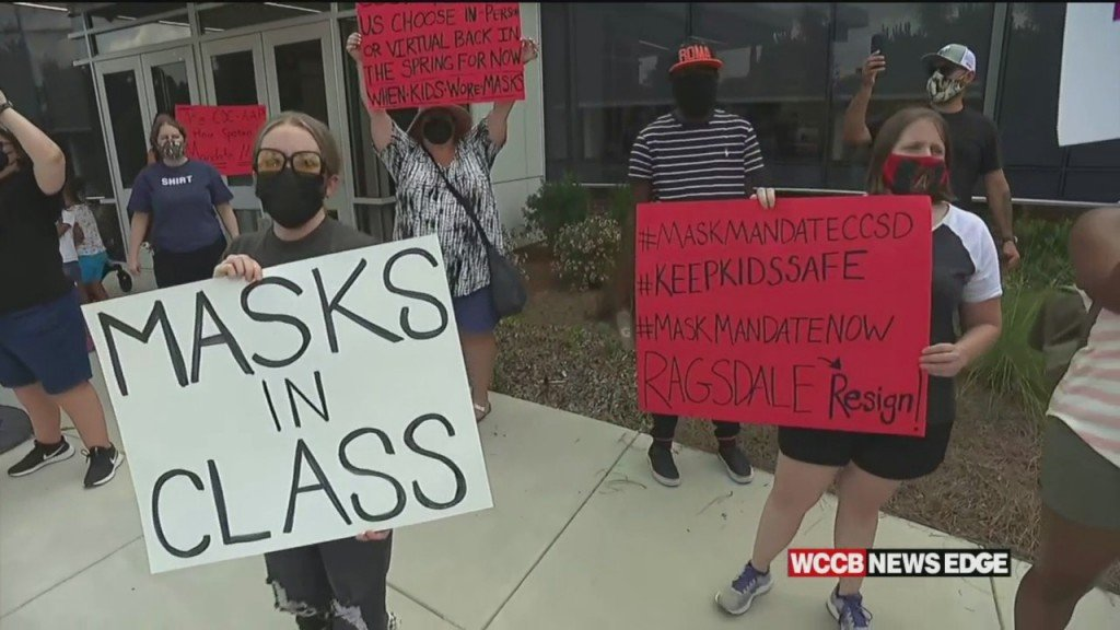 Aclu Sues Sc Over Masks