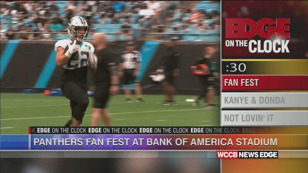 Panthers Fan Fest Is Back!