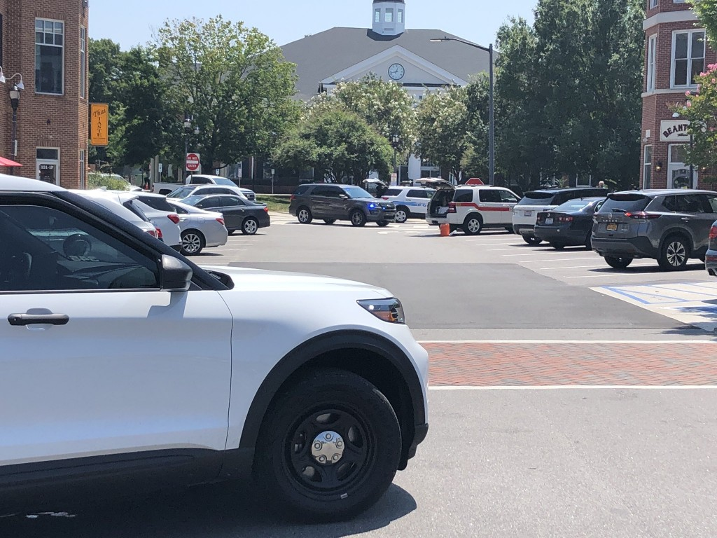 Matthews Town Hall Bomb Threat