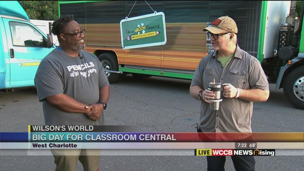 Wilson's World: Classroom Central