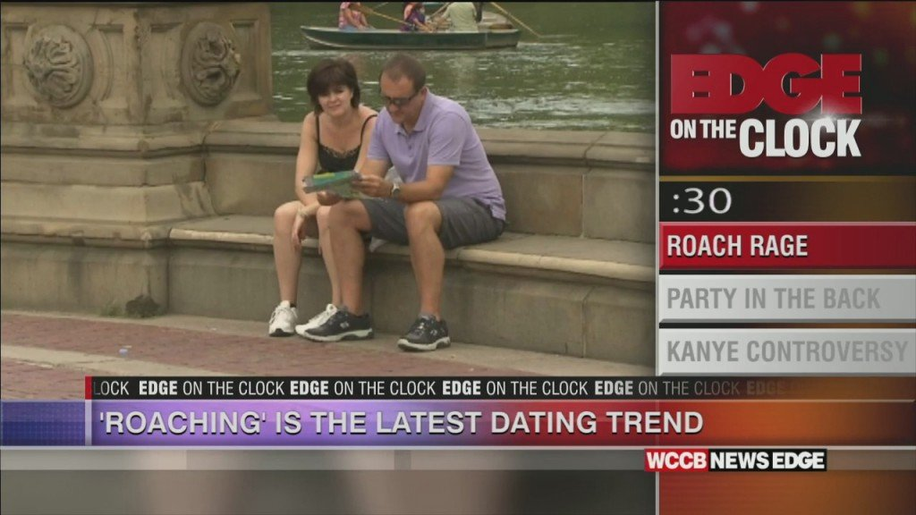 Roaching Is The Latest Dating Trend