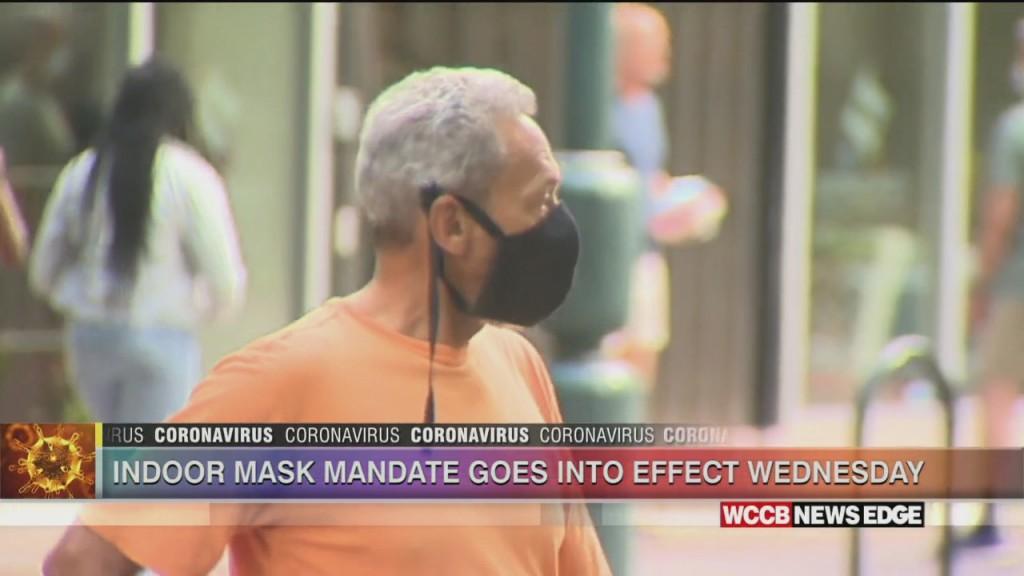 The Edge Talks Mask Mandates