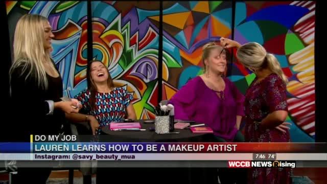 Do My Job: Makeup Artist