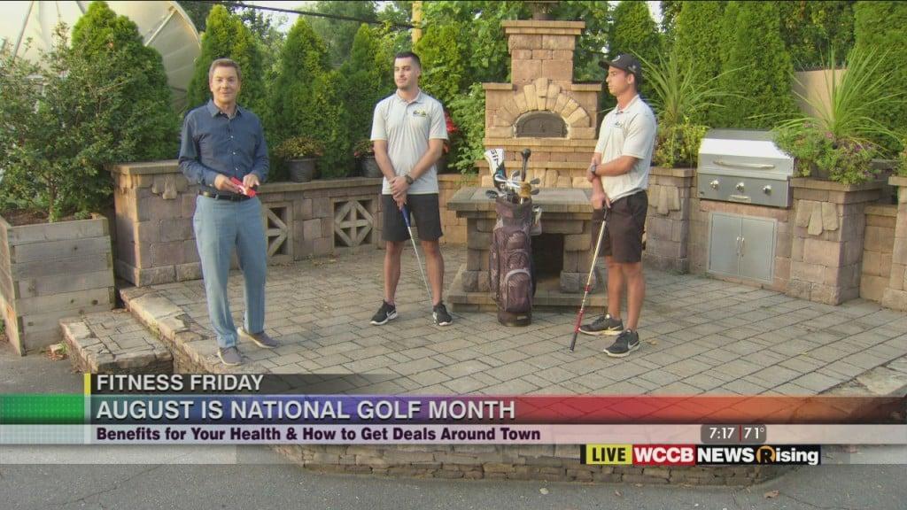 Fitness Friday: Charlotte Golfers Passport