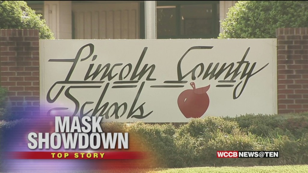 Parents Ask Judge For Injunction To Stop Lincoln County Schools From Making Masks Optional