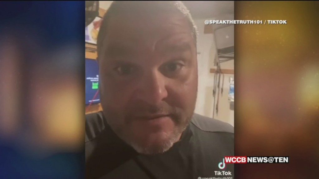 A Mooresville Man Going Viral After Calling Out Anti Vaxxers In Tiktok Video