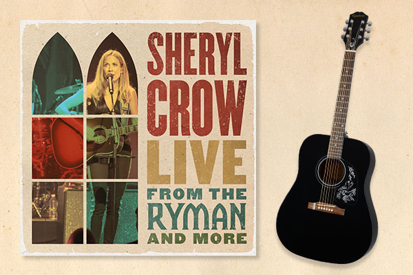 Sheryl Crow Live From The Ryman And More Contest Feature Image